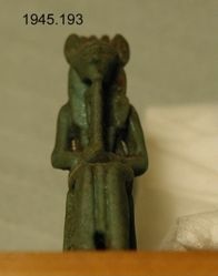 Pendant (goddess of Bast)