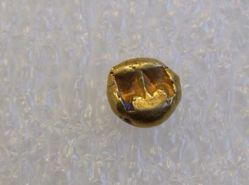 Round Piloncito Coin