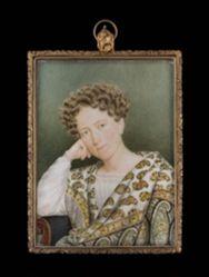 Elizabeth Russell Fiske (ca. 1799 - 1833)