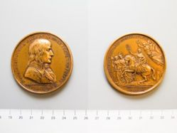 Medal of Napoleon I from France