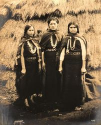 Obder Heffer, Three Mapuche Women