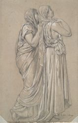 Study for Invocation to the Goddess Hygeia