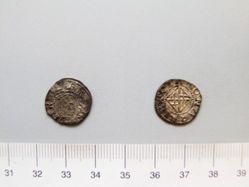 Dinero of Ferdinand II from Barcelona