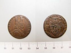 Token of George III from London