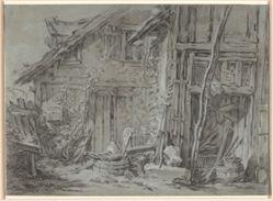 The Dilapidated Farmhouse