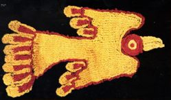 Motif from a Mantle or Tunic
