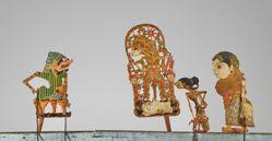 Puppet (Wayang Klitik) of Narada