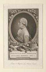 Franciscus II. Rom. Imperator Hungariae Bohemiae & Rex