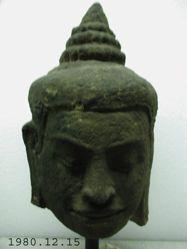 Head of a Deity, Bayon style
