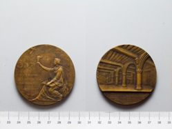Bronze Medal from Belgium of the Catholic University of Louvain