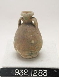 Small two-handled vase