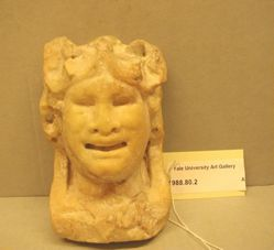 Bust of a Young Satyr from a Herm