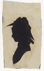 Silhouette - Woman Wearing Hat