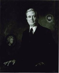 Kingman Brewster, Jr. (b. 1919), BA 1941, MA (Hon.) 1960, LL.D. 1977