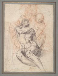 Study for a Resurrection of Lazarus