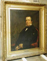 Joseph Battell (1806-1874), B. A. (Hon.) 1823, M. A. (Hon.) 1871