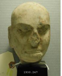 Head of a Lohan
