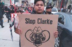 Stop Clarke!, from the Voces de la Frontera box set
