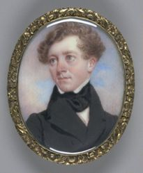 Dr. William Tully, Jr. (1785-1859), B.A. 1806, M.A. 1809, M.D. (Hon.) 1819