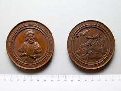 Medal commemorating the Descobrimento of Brazil