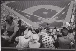 Shea Stadium, New York City, from the series American Sports