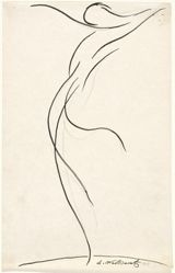 Dance Abstraction: Isadora Duncan.