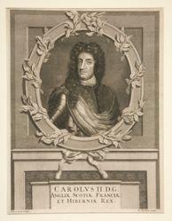 Charles II, King of England (1630-1685)