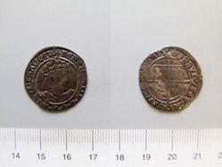 Silver Groat of Henry VIII from London