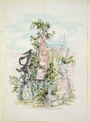 Untitled (Garden Scene)