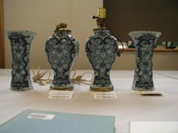 Garniture (4 pieces)