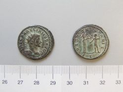 Antoninianus of Aurelian, Emperor of Rome from Antioch
