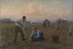 La Fin de la Recolte