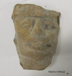 figurine fragment