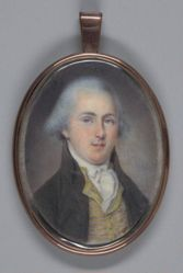 Gentleman, possibly Robert Goldsborough (1740-1798)