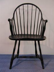 Windsor bowback armchair