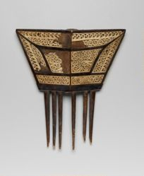 Woman's Ceremonial Comb