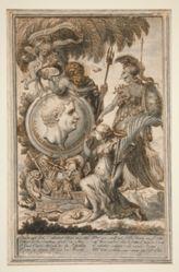 Allegory in Honor of Antonio Vaini
