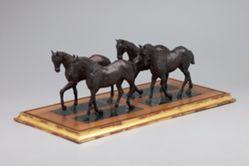 Trotting Horses: Fairman Rogers' Four-in-Hand