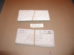 Small Pile of Envelopes with Pencilled Address