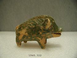 Model of a Boar