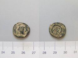 Nummus of Constantius II from Alexandria