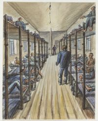 Barrack #6, The Labor Camp