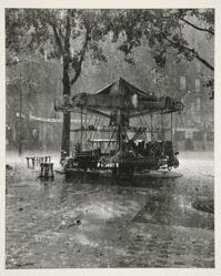 La Manege de Monsieur Barre, from a portfolio of 15 photographs