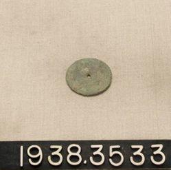 Bronze Disc Phaleron