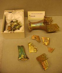 Fragmentary Stylite Jug