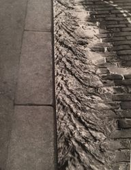 Sidewalk, Paris