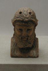 Giallo antico miniature herm