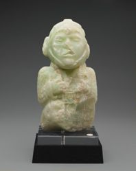 Figure of Xochipilli-Seven Flower