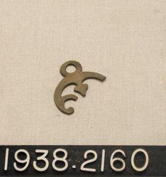 Pierced Bronze Bridle Piece