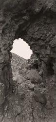 Archway in Cinder Basalt Breccia, Lake County, Oregon